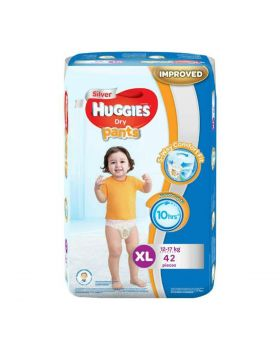 HuGGIES Diaper Dry Pant - Extra Large 12-17 kg - 42 pcs