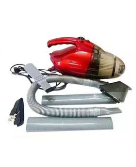 Air Circular System Vacuum Cleaner - Red