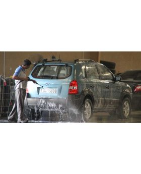 Car Wash (At Workshop)