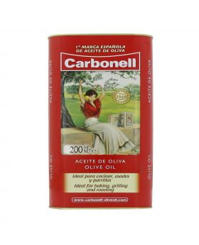 CARBONELL SPANISH PURE OLIVE OIL 200ML