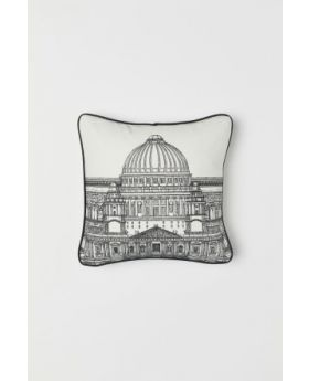 "Cushion Cover 1pc  16""x16""_CN18S-10"