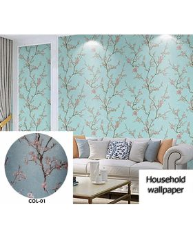 PVC wallpaper 220gsm - Col 01