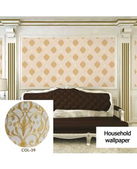 PVC wallpaper 240gsm- Col 39