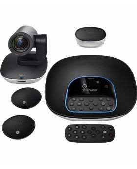 Logitech Group Affordable Video Conference Solution
