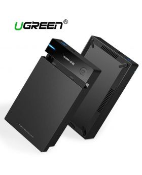 Ugreen 30849 USB 3.0 3.5 Inch Hard disk Box   CH 12V/2A