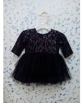 Baby party frock