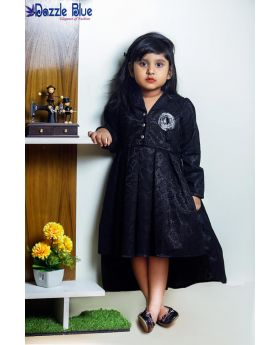 Girls winter party dress