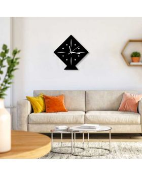 Wooden wall clock-DC-1001