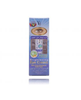 Brightening Eye Cream Dark Circle Diminished Under-Eyes