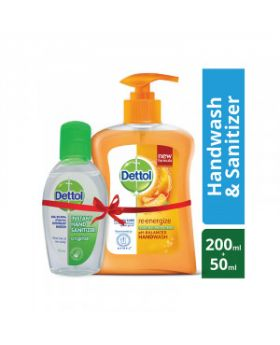 Dettol Re-energize Hand Hygiene Pack