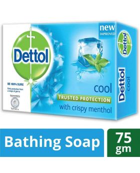 Dettol Soap 75 gm Cool