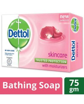 Dettol Soap 75 gm Skin Care