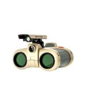 Night Scope Binoculars 4x30 Telescope - Golden and Gray