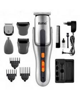 Trimmer Combo KM-680A- Silver