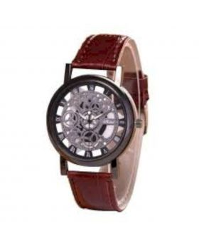 Stainless Steel Casual Mechanical Watch for men