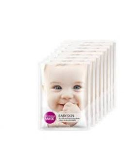 Bioaqua Baby Skin Soft White Moisturizing Mask - 30gm