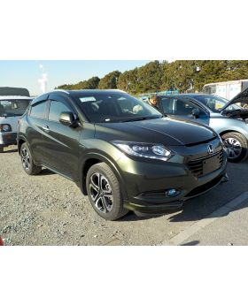 Honda Vezel/Hybrid Z Sefty Package (2015) RU3 - Green