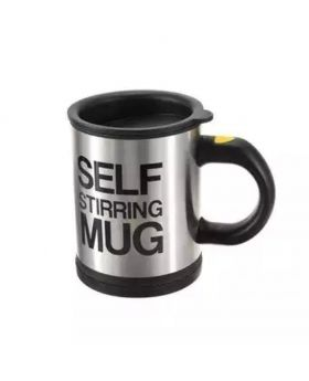 Self Stirring Mug - Black