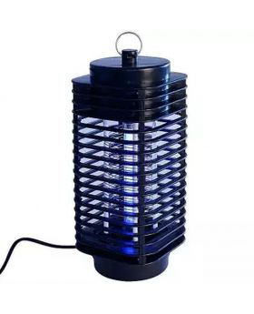 Electric Mosquito Killer Lamp - Black