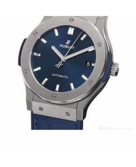 Stainless Steel Wrist Watch For Men - Dark Cyan