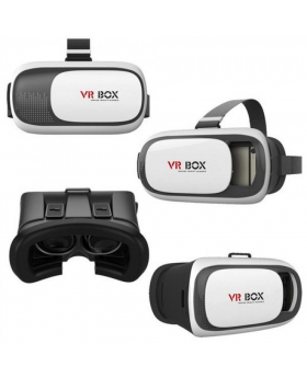 Combo of 3D Enlarged Screen and VR Box