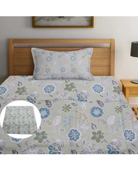 High Quality King Size Bed Sheet With 2pcs  Pillow Cover(Exported)