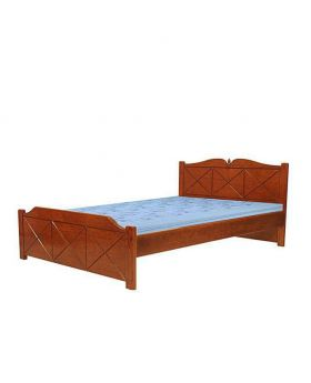 Canadian Oak Veneer  Bed Wood - Lacquer Polish