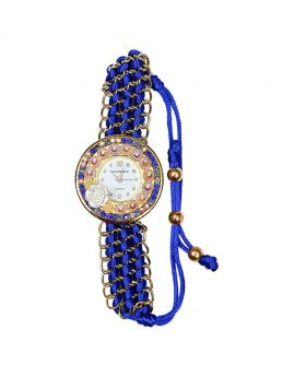 Facebook FB02501-0011 Stainless Steel  Lase & Metal Belt Analogue Watch For Women