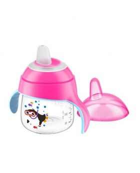 Feeding Cup For Baby - Pink