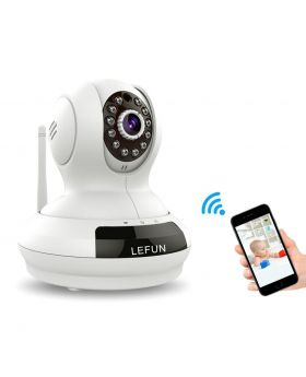 FNK-WP721 Full HD Smart WIFI IP Security Camera With 3G Mobile App