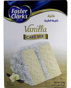 Foster Clark's Cake Mix Yellow 500g