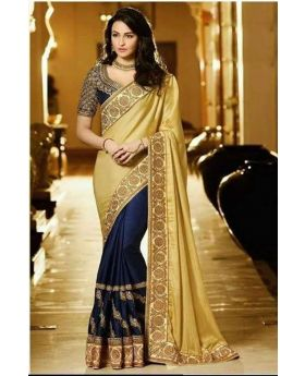 Indian Pure Weightless Georgette Saree