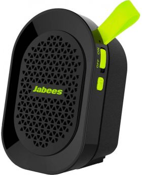 Jabees beatBOX MINI Portable Bluetooth Wireless Splashproof Speaker with In-Built Mic - Green