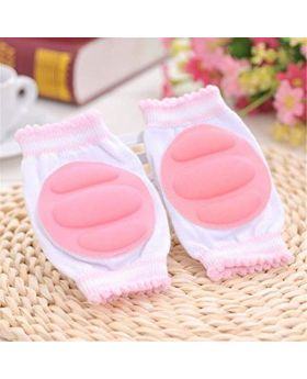 Baby Toddler Knee Pads (1 pair) - Random Color