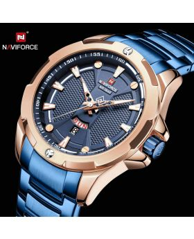 NAVIFORCE 9149 Watch Men Fashion Sport Quartz