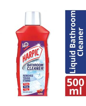 Harpic Bathroom Cleaner Floral 500 ml