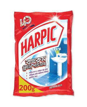 Harpic Toilet Cleaning Powder 200 gm