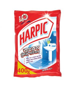 Harpic Bathroom Cleaning Powder 400 gm