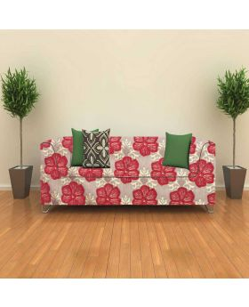 High quality Off White color Sofa Cover-1 Yards