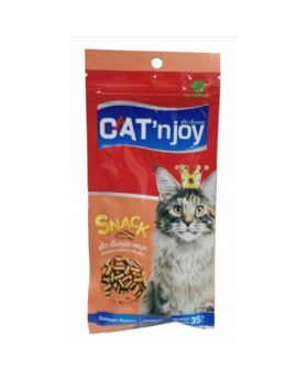 Cat n  Joy Snack Salmon 35g