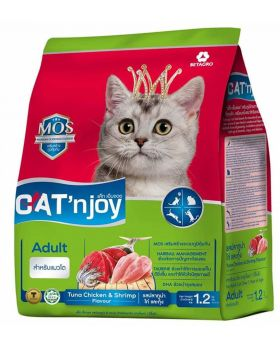Cat n Joy Tuna Chicken & Shrimp 1.2kg