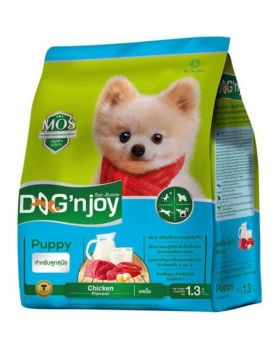 Dog n Joy Beef- Chicken Liver & Milk 1.3kg