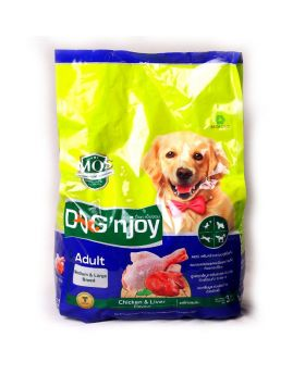 Dog n Joy Large Breed Chicken and Liver 3kg