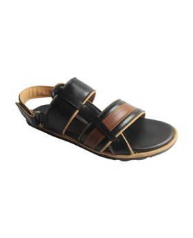 Bay Men's Summer Leather Casual Sandal_3