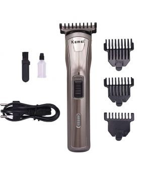Rechargeable Hair Trimmer – Kemei KM-756