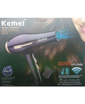 KEMEI KM-329 Hair Straightener
