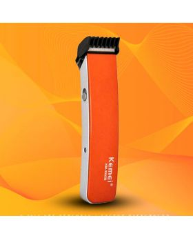 KM-3005B Rechargeable Trimmer/ Clipper - Orange