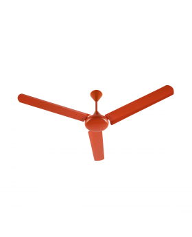 KONKA 56″ Ceiling Fan-(Orange)