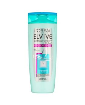 L'Oreal Elvive Extraordinary Clay Shampoo (400ml)