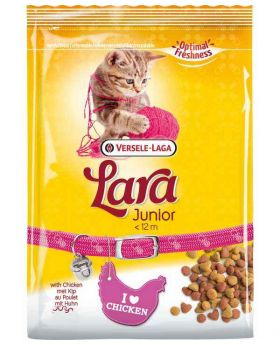 Lara Adult Cat Food Fish flavor 2kg